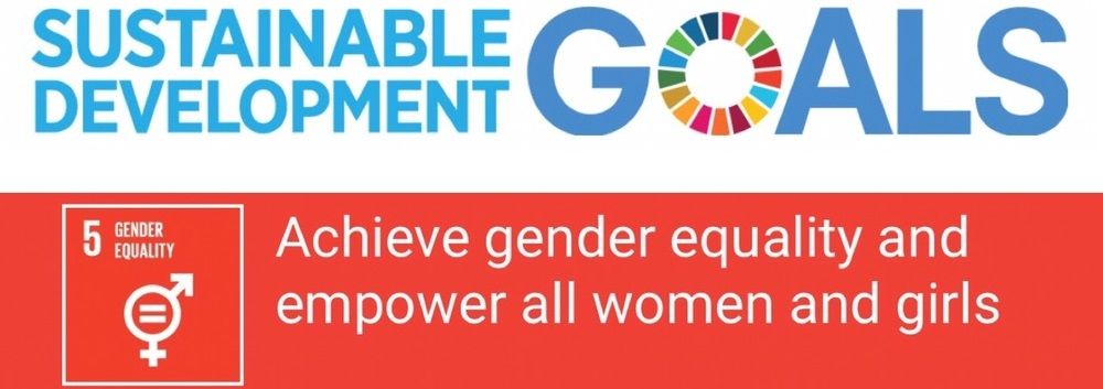 SDG Goal5 Gender equality