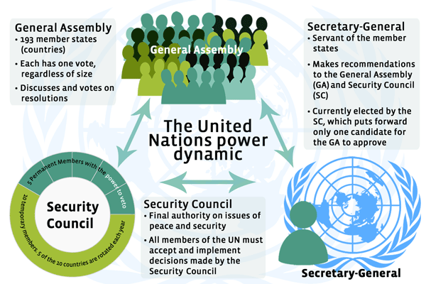 UNSC dynamics